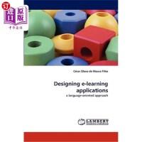 【中商海外直订】Designing E-Learning Applications