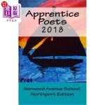 【中商海外直订】Apprentice Poets 2018
