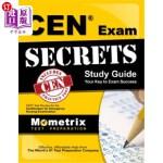 【中商海外直订】Cen Exam Secrets Study Guide: Cen Test Review for t