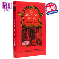 【中商原版】朗格红色童话 英文原版 The Red Fairy Book Andrew Lang
