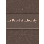 In Brief Authority(电子书)