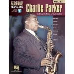 【预订】Charlie Parker: Saxophone Play-Along Volume 5