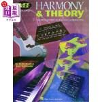 【中商海外直订】Harmony and Theory: Essential Concepts Series
