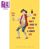 【中商原版】老人健康长寿指南 英文原版 The old mans guide to health and longer