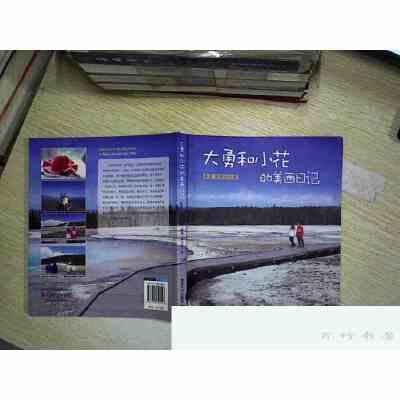[二手书旧书9成新l]大勇和小花的美西日记 。、 /薛勇、林若岚 著 清华大学出版社