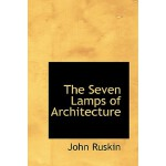 【预订】The Seven Lamps of Architecture