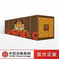 加菲猫全集:40周年限量典藏版(全套) 吉姆・戴维斯 著 中信出版社图书