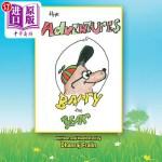 【中商海外直订】The Adventures of Barry the Bear