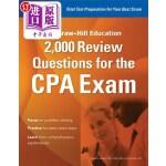 【中商海外直订】McGraw-Hill Education 2,000 Review Questions for th