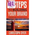【中商海外直订】4 Steps to Building Your Brand: A Proven Plan for B