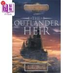 【中商海外直订】The Outlander Heir