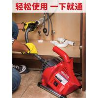 里奇马桶器通下水道家用电动管道疏通机厕所厨房堵塞神器工具