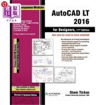 【中商海外直订】AutoCAD LT 2016 for Designers