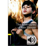 Oxford Bookworms Library: Level 1: Tom Sawyer MP3 Pack