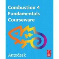 【预订】Autodesk Combustion 4 Fundametals Courseware Manual [Wi