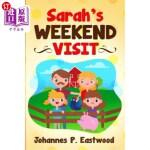 【中商海外直订】Sarah's Weekend Visit