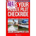 【中商海外直订】Pass Your Private Pilot Checkride