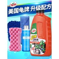 汽车洗车液水蜡泡沫清洁清洗剂强力去污上光蜡水专用大桶套装