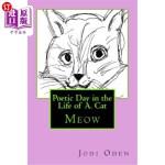 【中商海外直订】Poetic Day in the Life of A. Cat