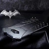 三星s8手机壳s8+金属边框s9蝙蝠侠s9+钢化玻璃s7e全包防摔plus个性创意潮牌男款女s7 e S7 edge蝙