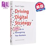 【中商原版】驱动数字战略:重塑你的公司 英文原版 Driving Digital Strategy: A Guide