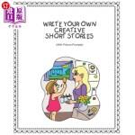 【中商海外直订】Write Your Own Creative Short Stories: With Picture