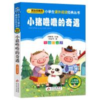 小猪噜噜的奇遇(彩图注音版)小学生课外阅读经典 全国优秀班主任推荐