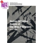 【中商海外直订】Electron-Diffraction Analysis of Clay Mineral Struc