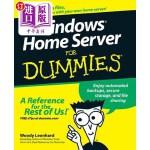 【中商海外直订】Windows Home Server for Dummies