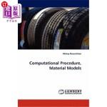 【中商海外直订】Computational Procedure, Material Models