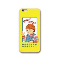 �X子是��好�|西iphone 5 6s 7 8plus手�C��X��性��意文字防摔��� 【5/5S/SE】good guys