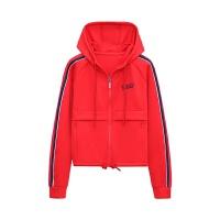 【网易严选 顺丰配送】Yessing女式春季红蓝CP套装外套
