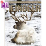 【中商海外直订】Reindeer! an Educational Children's Book about Rein
