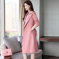 女神范洋气两件套裙子2019春装新款女装韩版气质时尚套装连衣裙潮 XX