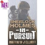 【中商海外直订】Sherlock Holmes in Pursuit