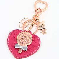 汽车钥匙挂件钥匙扣女式创意包包挂饰书包挂件