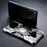 iPhonex手机壳新款超薄苹果x蜘蛛侠金属边框8plus钢铁侠7p支架8全包防摔7个性创意6潮牌6