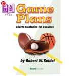 【中商海外直订】Game Plans: Sports Strategies for Business