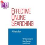 【中商海外直订】Effective Online Searching: A Basic Text