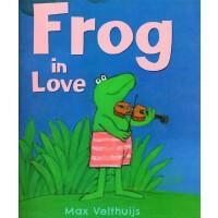 Frog in Love《爱的奇妙滋味》ISBN9781783441457