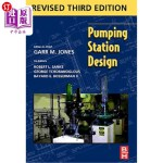 【中商海外直订】Pumping Station Design