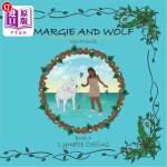 【中商海外直订】Margie and Wolf: New Friends