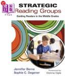 【中商海外直订】Strategic Reading Groups: Guiding Readers in the Mi