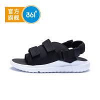 【夏清仓抢购价:59】361度童鞋 男童沙滩凉鞋儿童凉鞋 中大童 2021年夏季新品N71922607