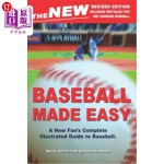 【中商海外直订】The New Baseball Made Easy: A New Fan's Complete Gu