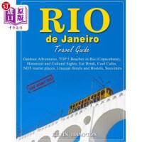 【中商海外直订】Rio de Janeiro Travel Guide - 100 Must-Do: Outdoor