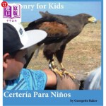 【中商海外直订】Falconry for Kids: Certería Para Ni?os
