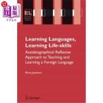 【中商海外直订】Learning Languages, Learning Life Skills: Autobiogr