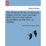 【预订】The Poetical Works of Edmund Waller and Sir John Denham