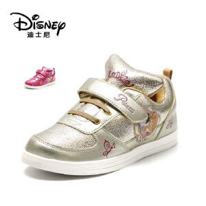 【达芙妮集团】迪士尼 童鞋男童运动鞋魔术贴轻便男童鞋